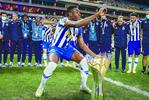 """Zaidu, Grujic, Taremi e Toni Martínez: os """"estreantes"""" do FC Porto que venceram a Supertaça"""