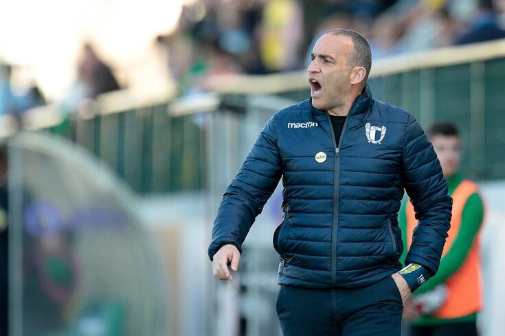 João Pedro Sousa, treinador do Famalicão.