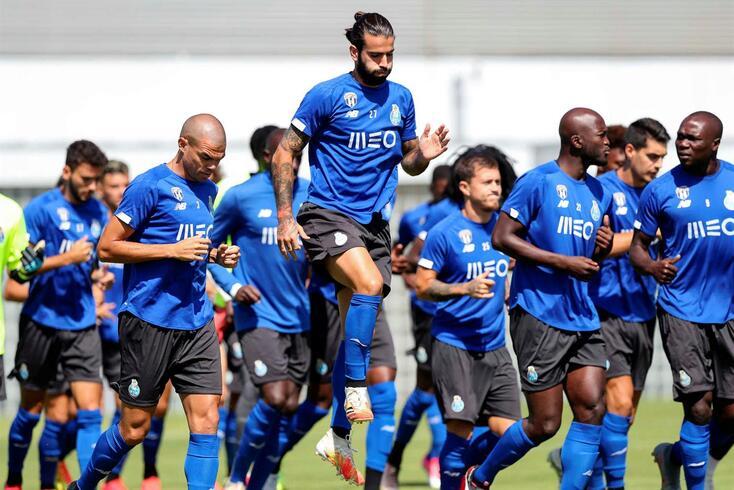 FC Porto joga com o Boavista no sábado, no Estádio do Bessa