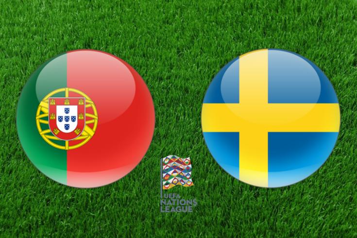 DIRETO | Portugal-Suécia