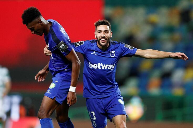 Cassierra marcou dois golos em Alvalade, mas queria a vitória