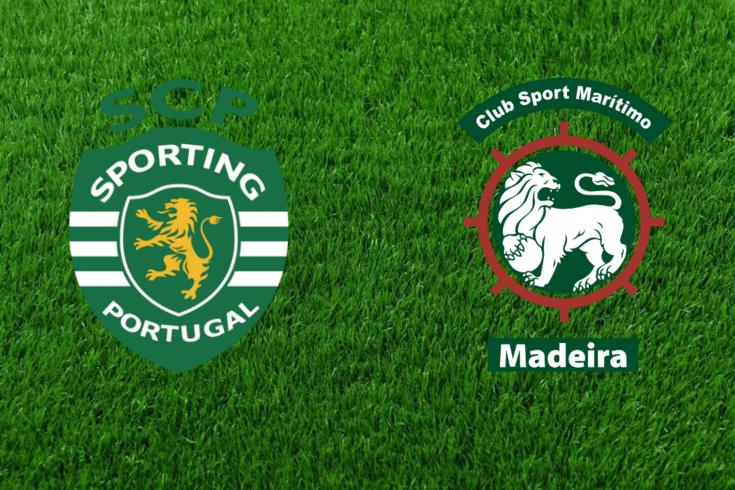 DIRETO | Sporting-Marítimo