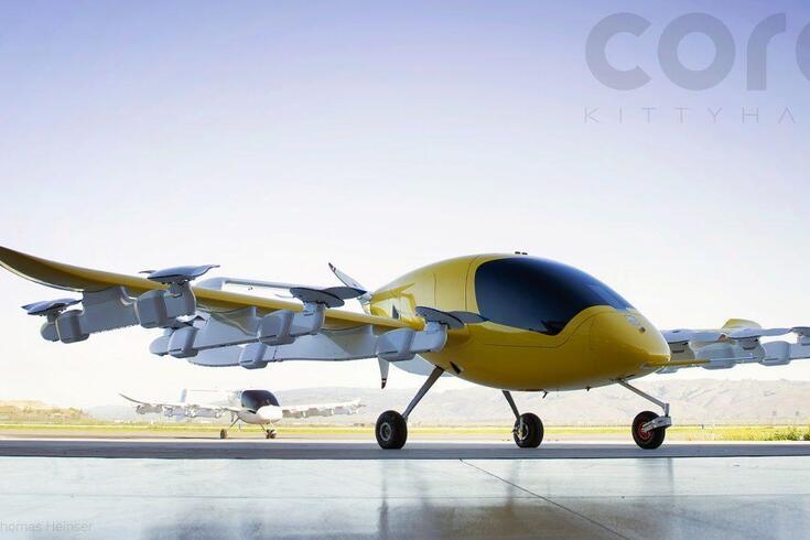 Boeing está cada vez mais próxima do carro voador elétrico
