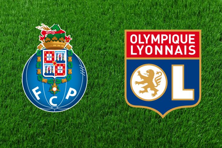 DIRETO | Jogo de apresentação: FC Porto-Lyon