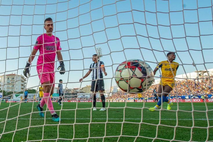FC Porto venceu o Portimonense
