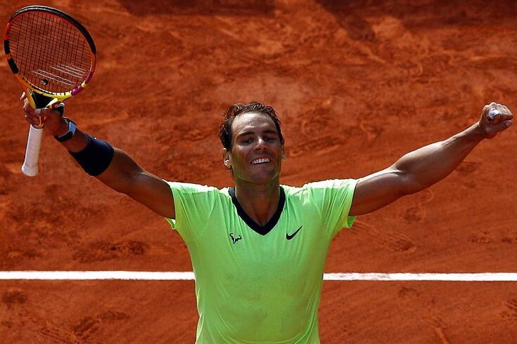 Rafael Nadal, tenista espanhol
