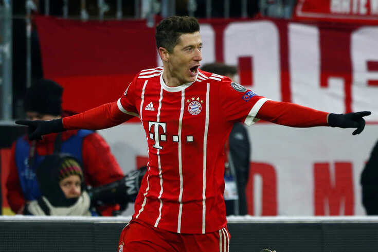 Bayern Munique com pé nos quartos depois de golear o Besiktas