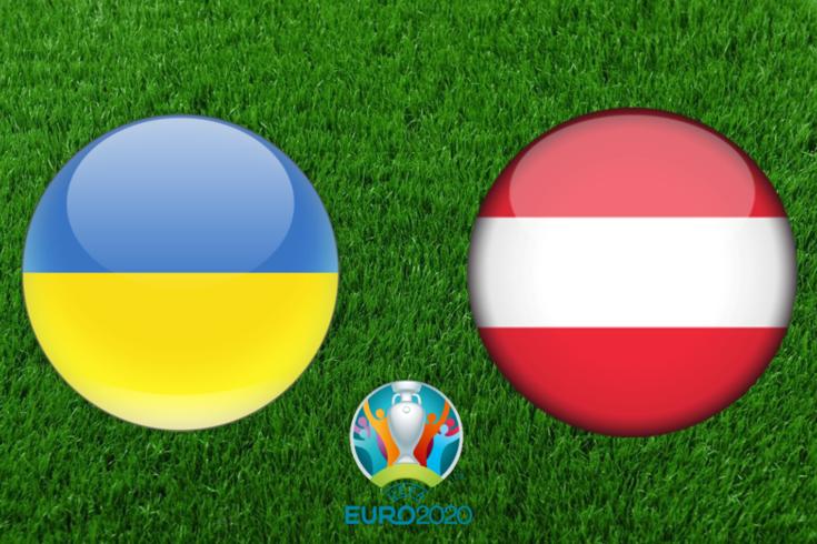 DIRETO | Euro 2020: Ucrânia-Áustria