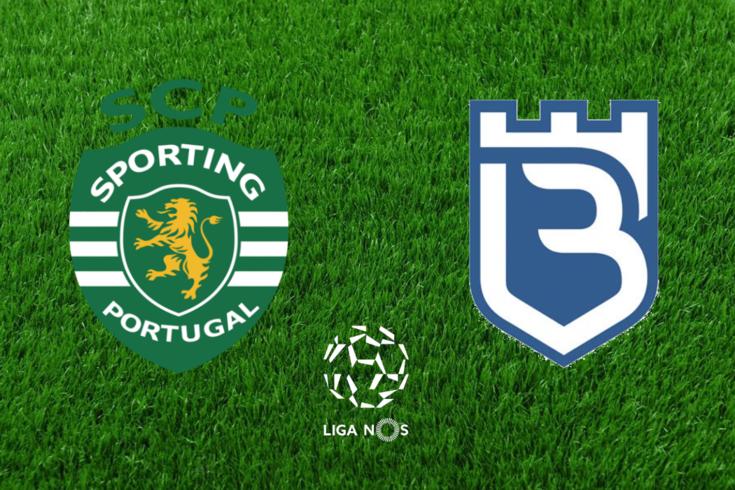DIRETO | Jogo de preparação: Sporting-Belenenses