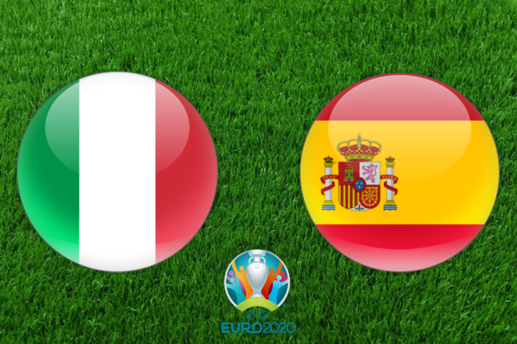 DIRETO | Euro 2020: Itália-Espanha