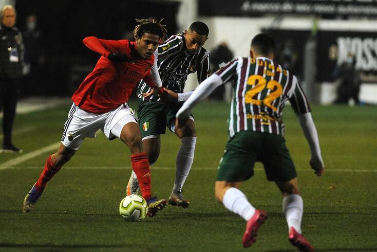 Todibo deixou o Benfica com apenas dois jogos realizados