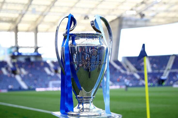 Final da Liga dos Campeões 2020/21 teve como palco o Estádio do Dragão