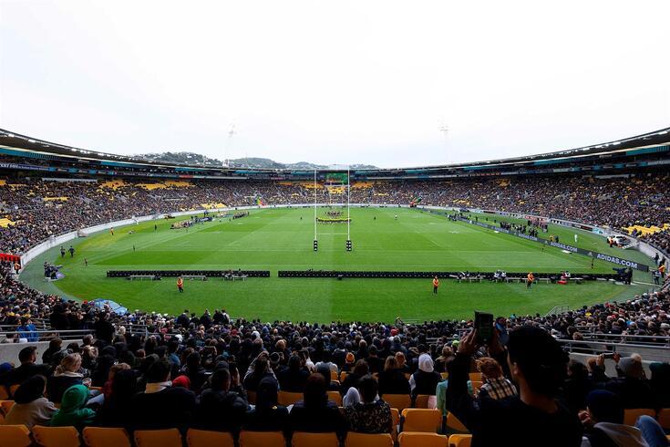 Bancadas terão público no encontro entre Nova Zelândia e Austrália