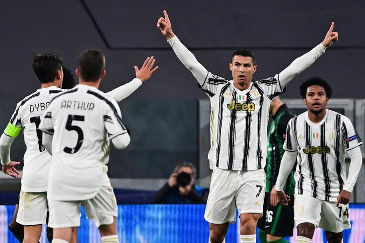 Ronaldo vai liderar a Juventus em Kiev