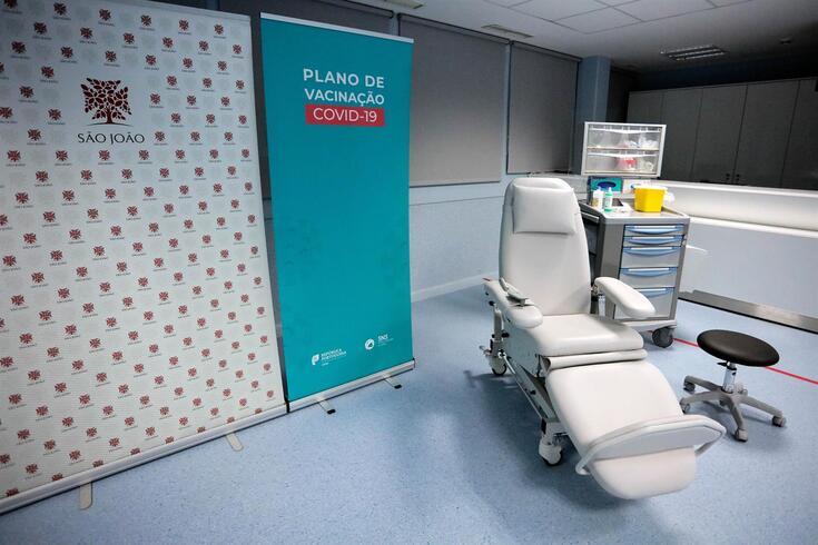 Portugal prossegue vacinação contra a covid-19