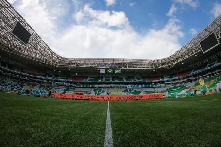 DIRETO | Palmeiras-Grémio