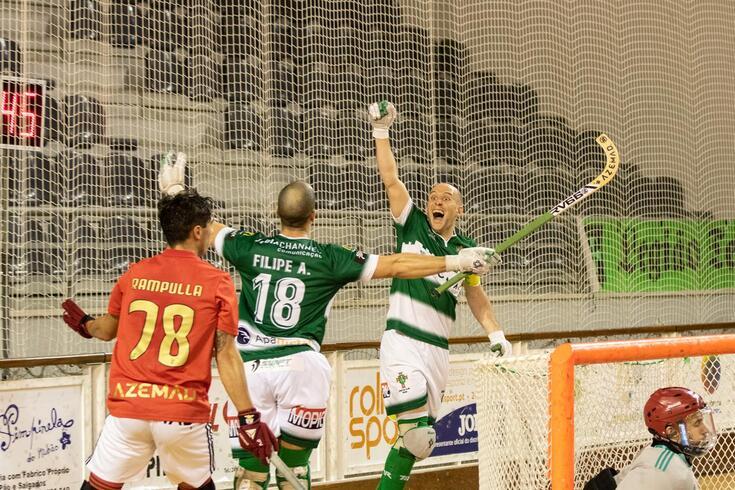 Benfica perde em Tomar e continua no quarto lugar do campeonato