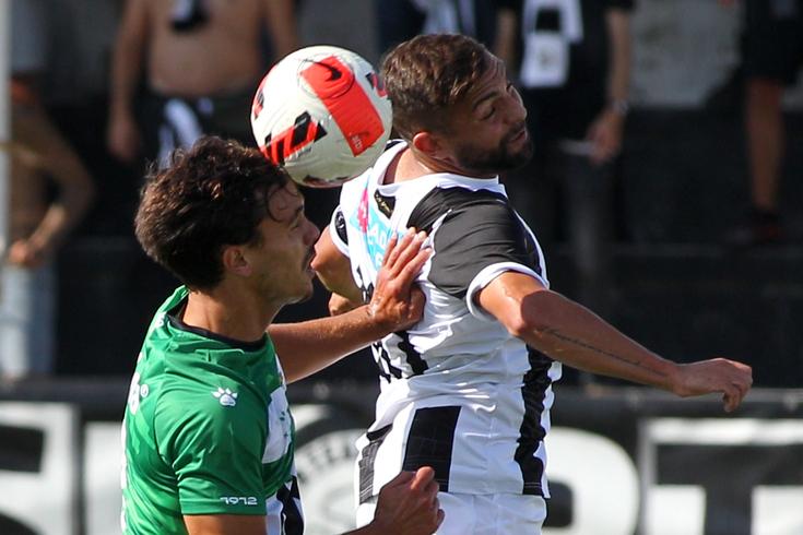 Rola a bola no Campeonato de Portugal