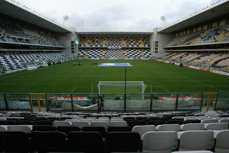 Estádio do Bessa, a casa do Boavista