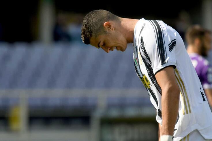 Cristiano Ronaldo, astro português da Juventus