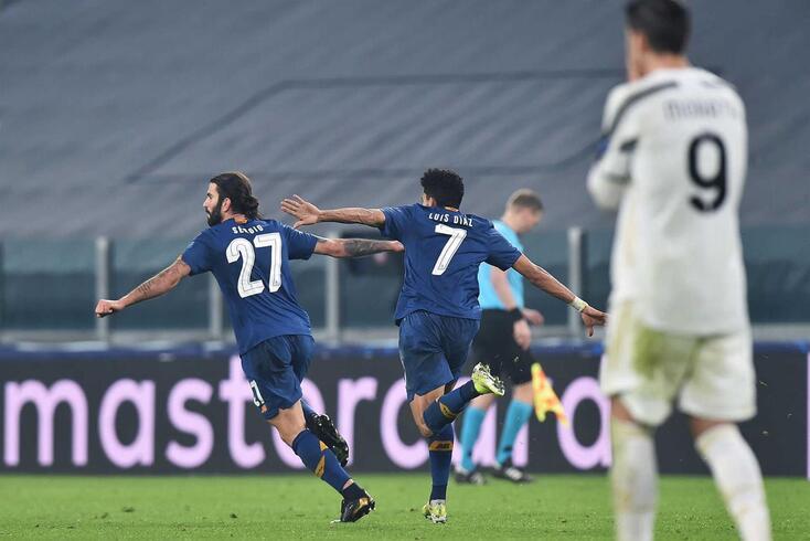 Cassano elogia a atuação do FC Porto em Turim