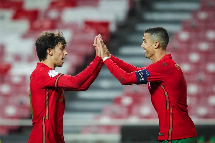 Portugal conhece adversários no caminho para o Mundial'2022