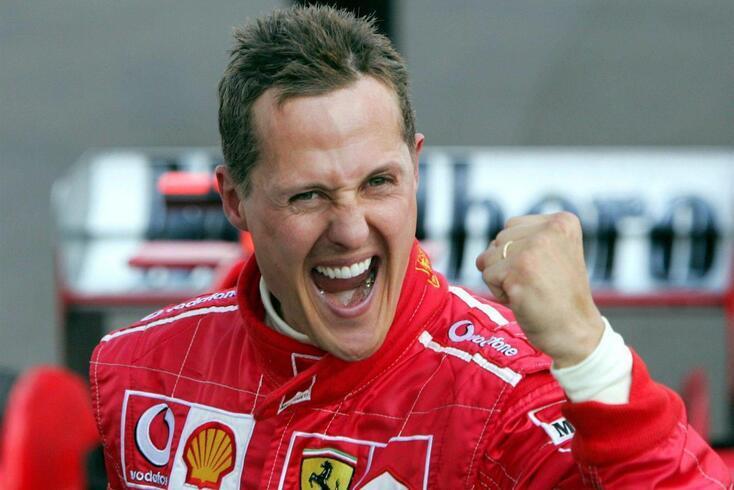 Documentário sobre Michael Schumacher vai sair na Netflix: veja algumas imagens