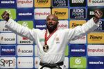Jorge Fonseca fez história para o desporto português