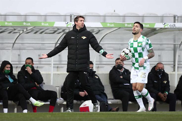 Vasco Seabra, novo técnico do Moreirense
