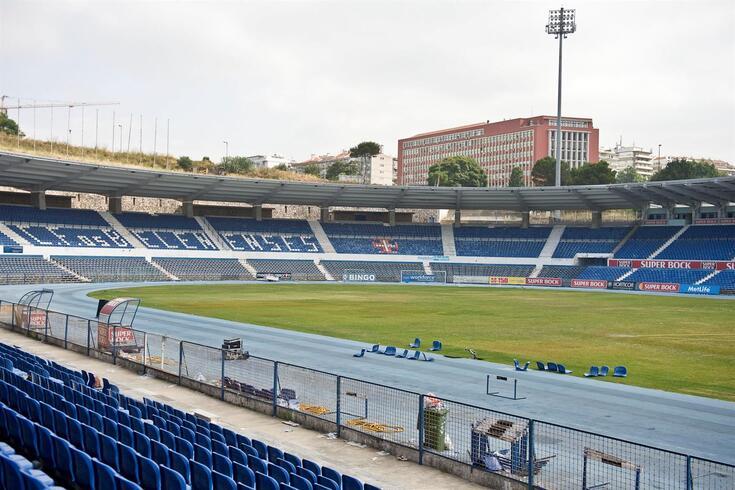 Estádio do Restelo, casa do Belenenses