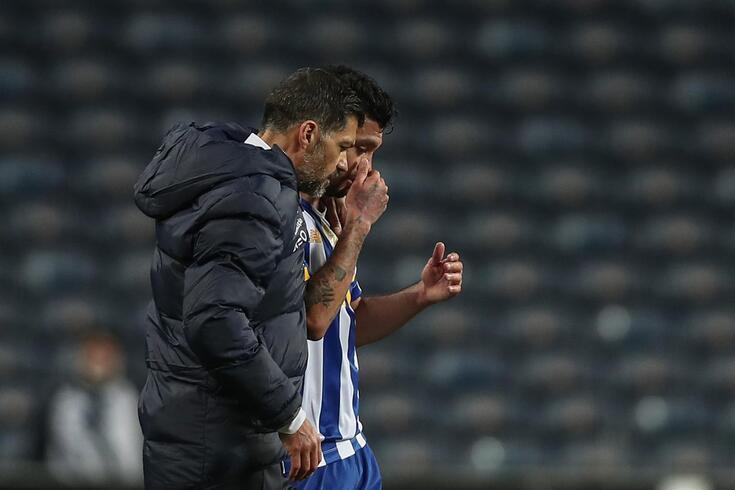 Sérgio Conceição não convocou Corona