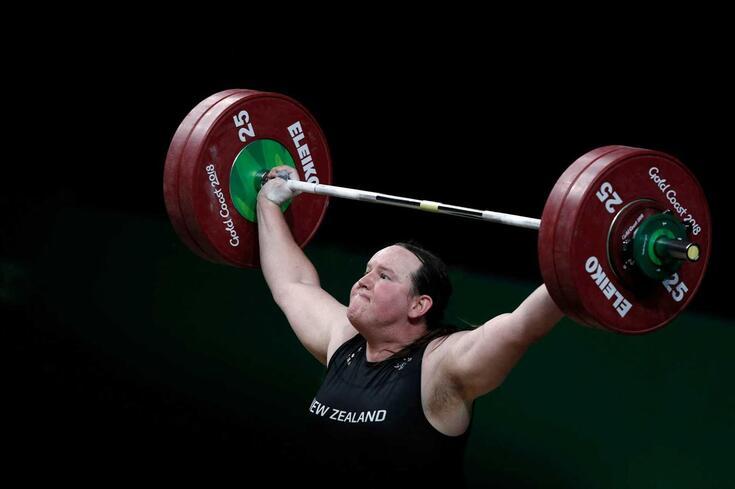 Laurel Hubbard, primeira atleta transgénero dos Jogos Olímpicos