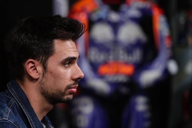 Miguel Oliveira pronto para a nova época de MotoGP