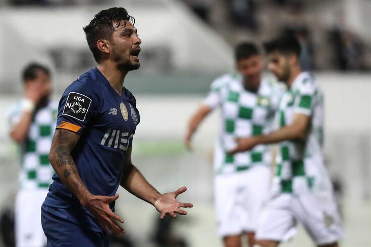 Jesús Corona, extremo do FC Porto e da seleção do México