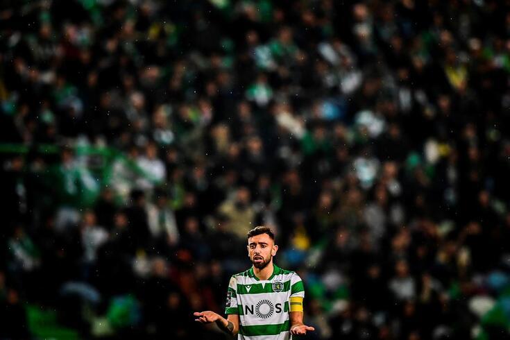 Presença de Bruno Fernandes na Taça da Liga é incerta