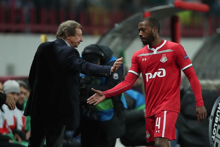 Manuel Fernandes terminou a ligação com o Lokomotiv