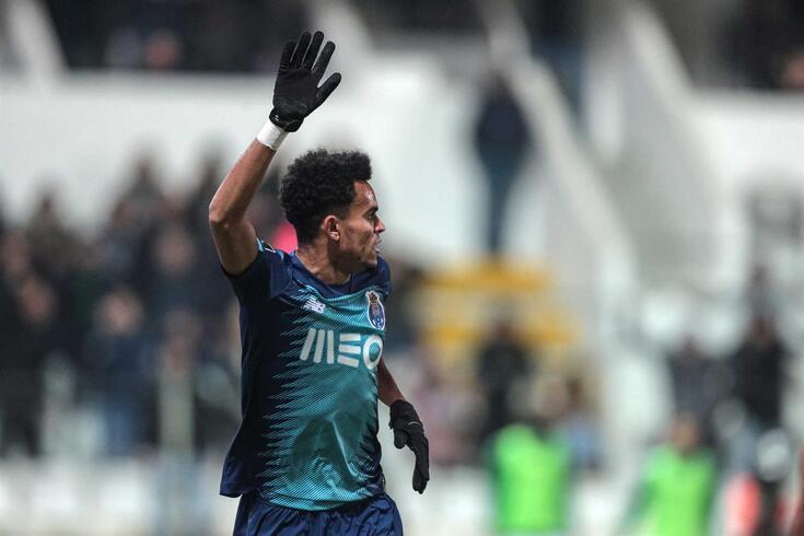 Luis Díaz chegou ao FC Porto no último verão