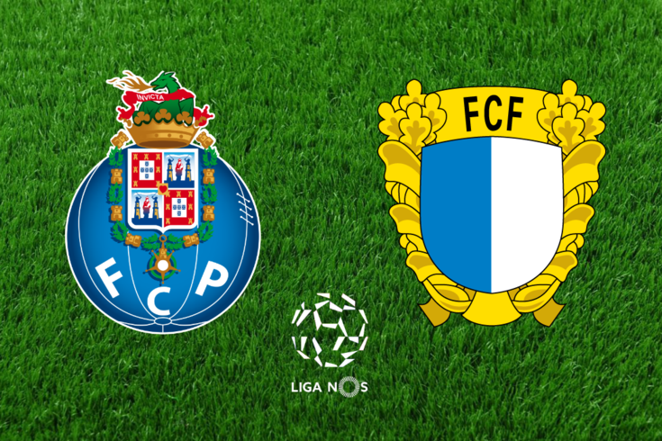 DIRETO | FC Porto-Famalicão