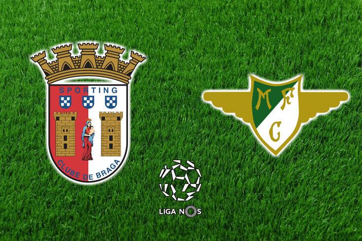 DIRETO   Braga-Moreirense