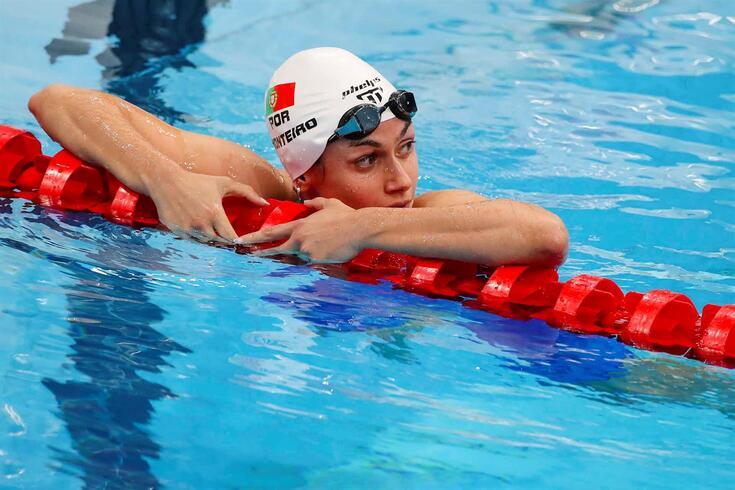 Ana Catarina Monteiro, nadadora portuguesa