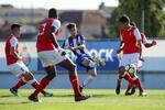 Fábio Vieira tinha previsto começar na equipa A