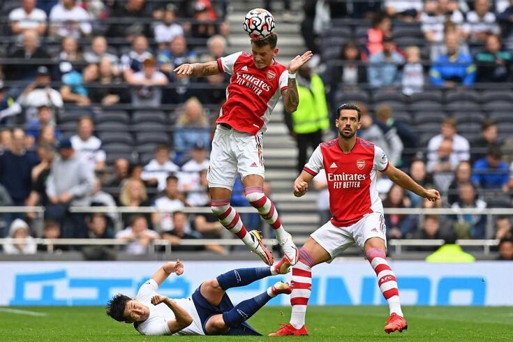 Ben White, jogador do Arsenal