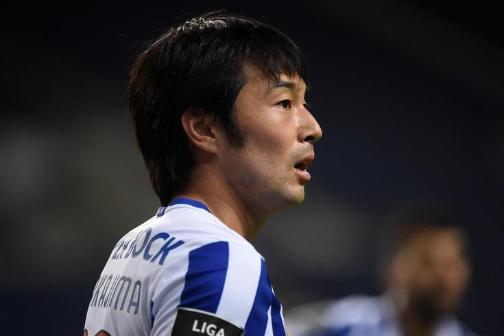 Nakajima de saída do FC Porto