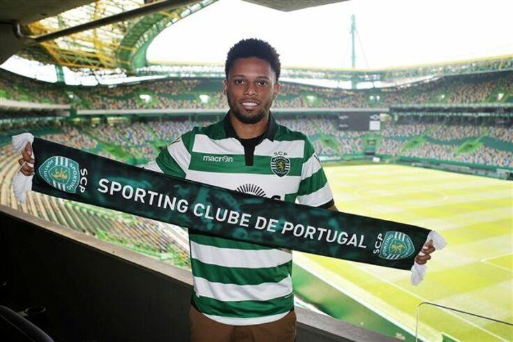 André, ex-avançado do Sporting
