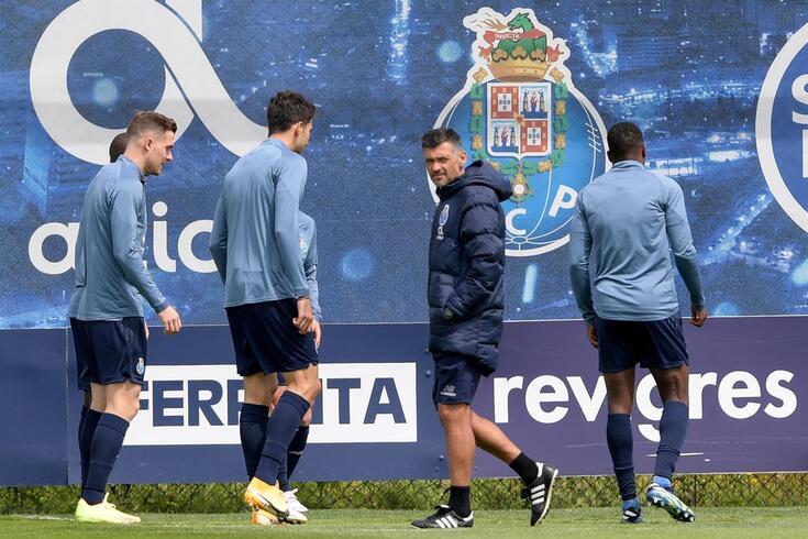 Sérgio Conceição acredita na capacidade do FC Porto para uma reviravolta