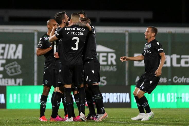 Sporting já garantiu entrada direta na fase de grupos da Champions