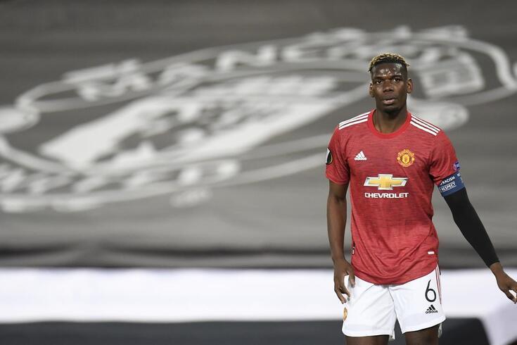 Pogba termina contrato com o Manchester United em 2022