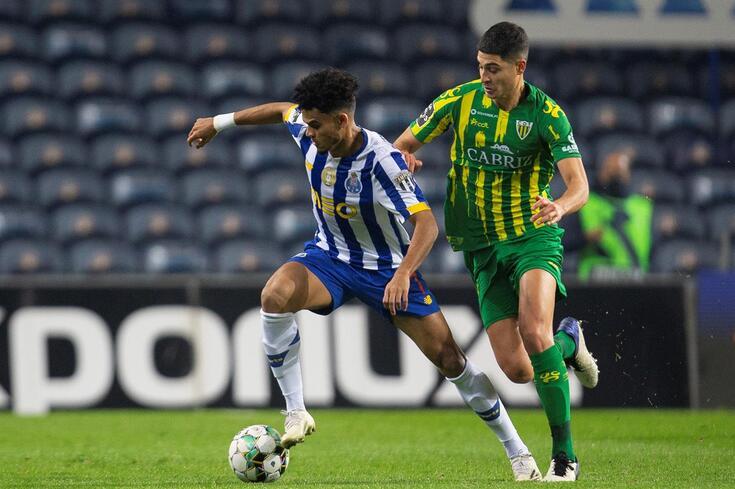 """Luis Díaz e o FC Porto na Grécia: """"Contrariar e fazer os três pontos"""""""