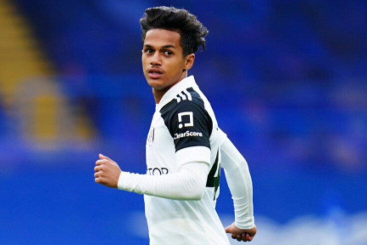 Fábio Carvalho, jovem médio do Fulham