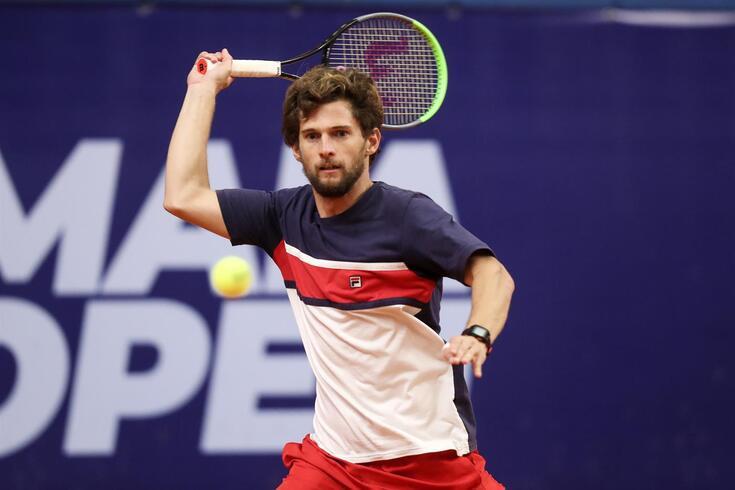 Pedro Sousa, tenista português